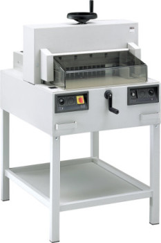 IDEAL 4810-95 ELECTRIC GUILLOTINE