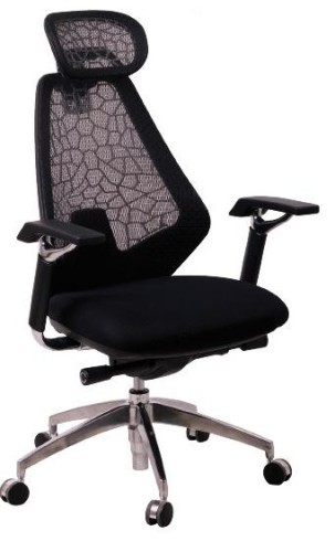 Command High Back Gas Lift Chair