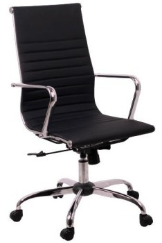 EXETER HIGH BACK GAS LIFT CHAIR