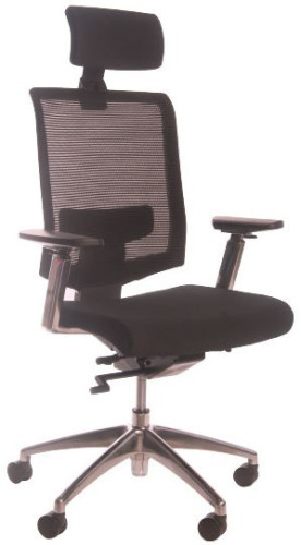 FENSTER HIGH BACK GAS LIFT CHAIR