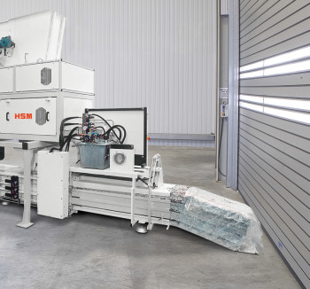 HSM DuoShredder 5750