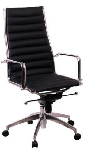 LEAN HIGH BACK GAS LIFT CHAIR