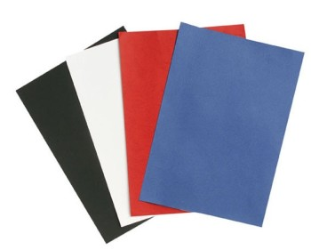 Leather Grain Binding Covers