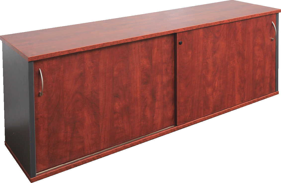 Credenza Perth Wa : Rapid manager sliding door credenza u lockable paramount