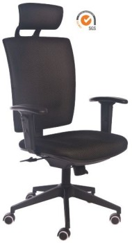 SLICE HIGH BACK GAS LIFT CHAIR