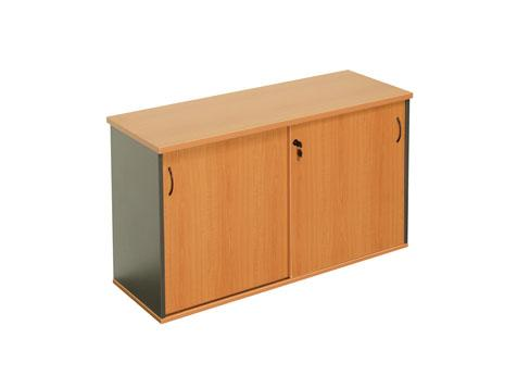 Credenza Perth : Rapid worker sliding door credenza u2013 lockable paramount business