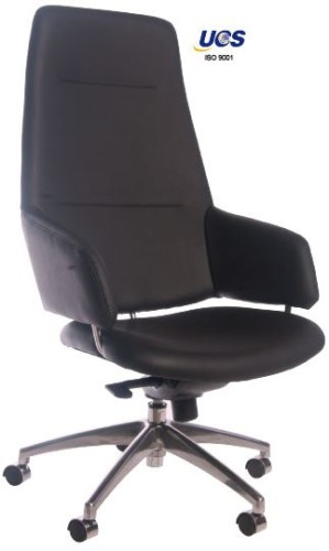 TOMBEAU HIGH BACK GAS LIFT CHAIR