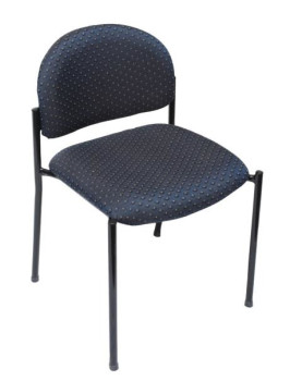 W Stackable Visitor Chair