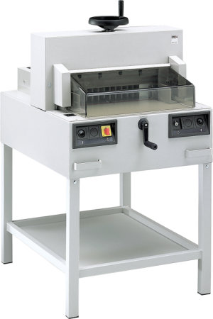 Ideal 4815 Electric Guillotine Paramount Business Office