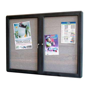 Enclosed Notice Boards