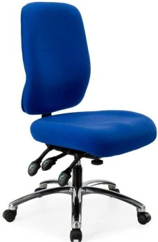ERGOMAX HIGH BACK GAS LIFT CHAIR
