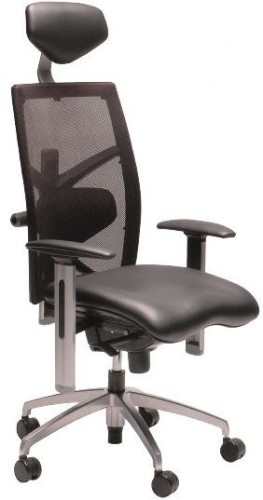 EXACT HIGH BACK GAS LIFT CHAIR
