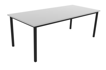Steel Framed Table
