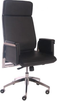 STRETTO HIGH BACK GAS LIFT CHAIR