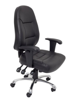 W PU Operator Chair