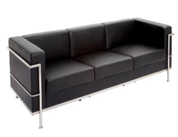 Space 3 Seater Lounge Chair